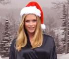 Las modelos de Victoria's Secret te desean feliz navidad