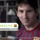 Messi le entra al basketball