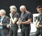Video: el último encuentro de Pink Floyd detrás de cámaras