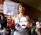 """""""La Ibero no te quiere"""": Peña Nieto fracasa en la Ibero"""