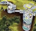 Un bunker para sobrevivir al apocalipsis
