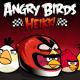 Angry Birds Heikki, listo para la carrera