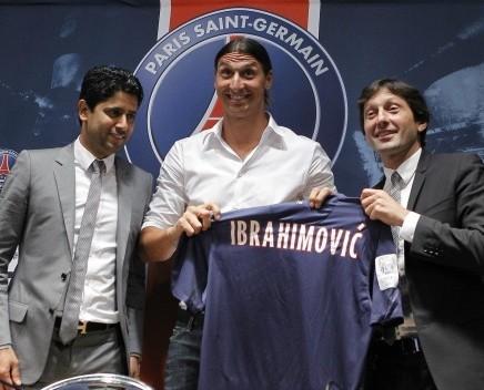 Zlatan-PSG