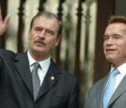 Fox y Arnold Schwarzenegger