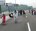 Se abrirá circulación en la Autopista Urbana Sur