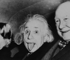 Fotos casuales de Albert Einstein