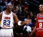 Kobe Bryant vs Michael Jordan ¿jugadas idénticas?