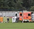 Juez de atletismo muere al ser alcanzado por una jabalina