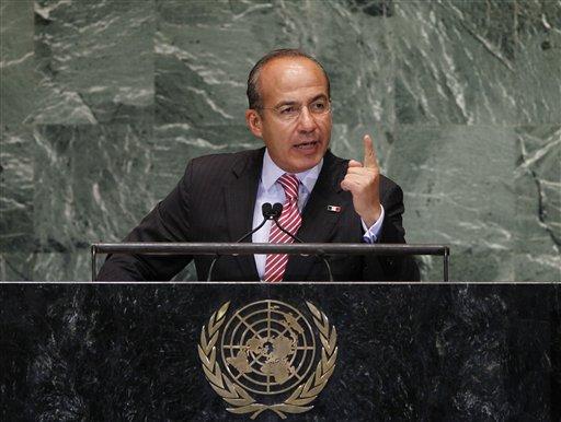 Felipe Calderon