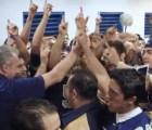 Joe Montana entrenó con Pumas, aquí está el video