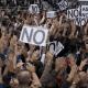 """Enfrentamientos entre """"Occupy Congress"""" y policía en Madrid"""