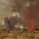 Y en la imagen del día...tornado de fuego en Australia