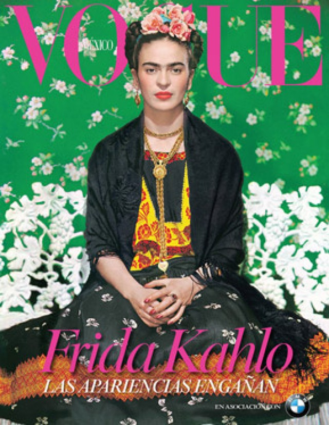 FridaKahloVogue