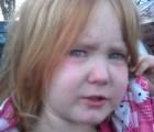 Niña de 4 años llora porque está harta de Obama y Romney