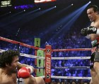 ¡¡Márquez noquea a Pacquiao en seis rounds!!