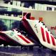 Messi estrena zapatos con el nombre de su hijo Thiago