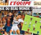 Échale un ojo al Once ideal del 2012, según L'Equipe