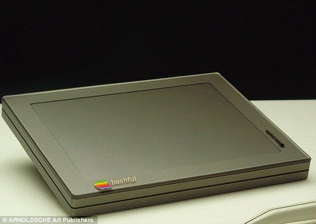 Una elegante tableta de Apple