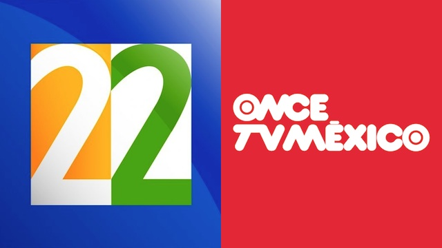 Canal 22 y Canal 11