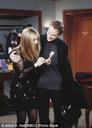 """La vida sexual de los personajes de """"Friends"""""""
