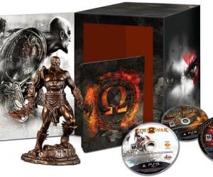 God of War Omega Collection