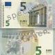 Presentan el nuevo billete de 5 euros