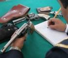 Despistolización en Iztapalapa recaudó más de mil armas