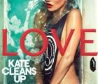 Kate Moss en bañera... buena forma de iniciar la semana