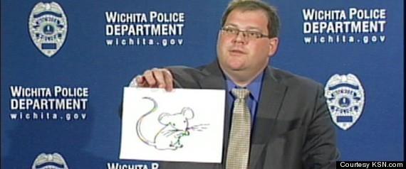 retrato raton