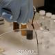 ¡A tirar el impermeable! Crean material que repele todos los líquidos
