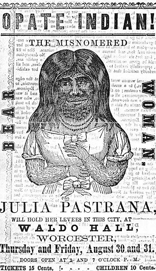 Julia pastrana