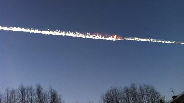 Meteorito Rusia