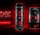 Y con ustedes... la cerveza oficial de AC/DC