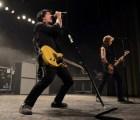 Green Day regresó a los escenarios tras la rehabilitación de Billie Joe