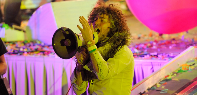 The Flaming Lips In Concert At The Cosmopolitan Of Las Vegas