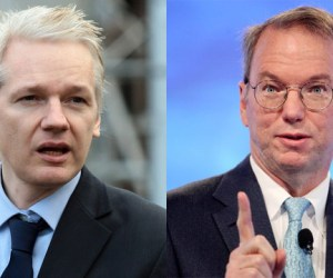 Assange-y-Schmidt