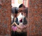 Y en la nota idiota del día: Una niña china queda atorada entre dos paredes