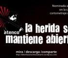 LA HERIDA SE MANTIENE ABIERTA