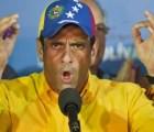 """Henrique Capriles no reconoce derrota: """"que se cuenten uno por uno todos los votos"""""""