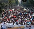 Toma tus precauciones, miércoles de marchas en la Ciudad de México