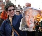 Disturbios y reacciones en el Reino Unido tras la muerte de Thatcher