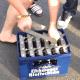 Video: Destapan 24 cervezas en menos de un segundo