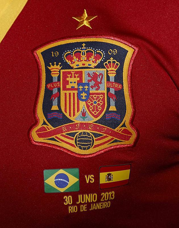 Jersey final espana
