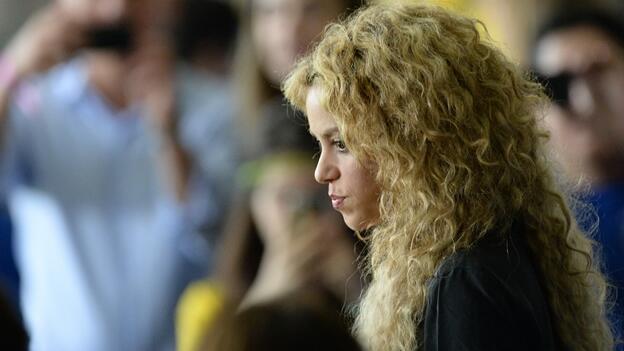 Shakira Maracana