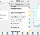 Así serán las aplicaciones en iOS 7