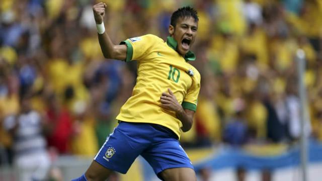 neymar confed