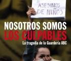 """Te regalamos el libro """"Nosotros somos los culpables"""" de Diego Enrique Osorno"""
