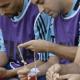 No sólo 10 goles, España recibió un regalito de parte de Tahití