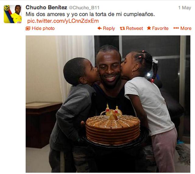 "Sopitas.com » Murió ""Chucho"" Benitez en Qatar"