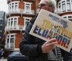 Había un micrófono oculto en la Embajada de Ecuador en Inglaterra
